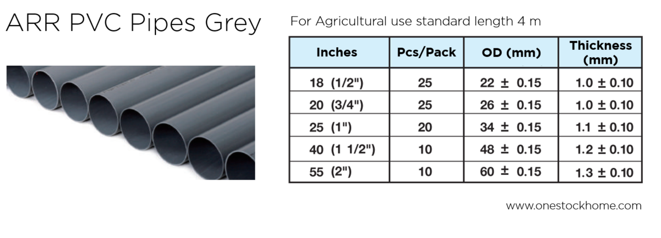 arr,pvc,grey,pipes,best,price