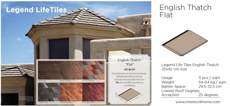 flat,roof,legend,best,price,roof tile legend,