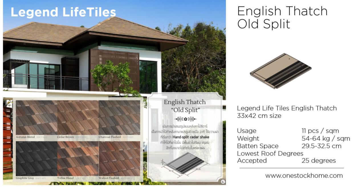 old,split,best,price,legend,life,thatch,roof,tiles,