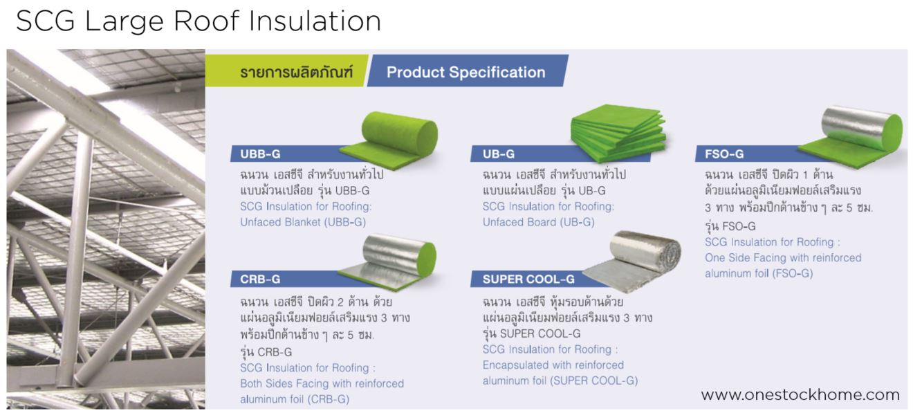 scg,roof,insulation,best,price
