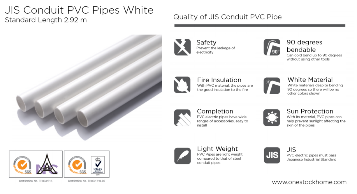 conduit,white,jis,best,price,