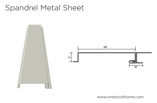 spandrel,section,best,price