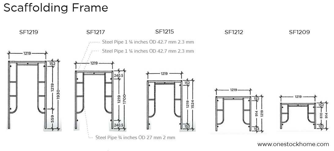 scaffolding,frame,best,price